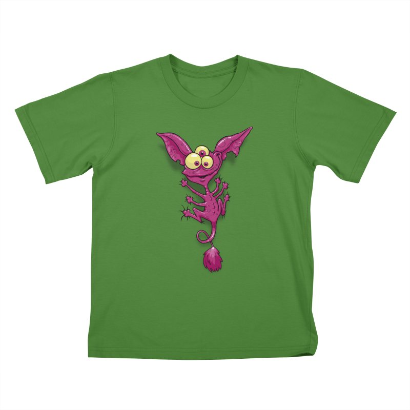 Klinga! Kids T-shirt by Billy Allison's Shop