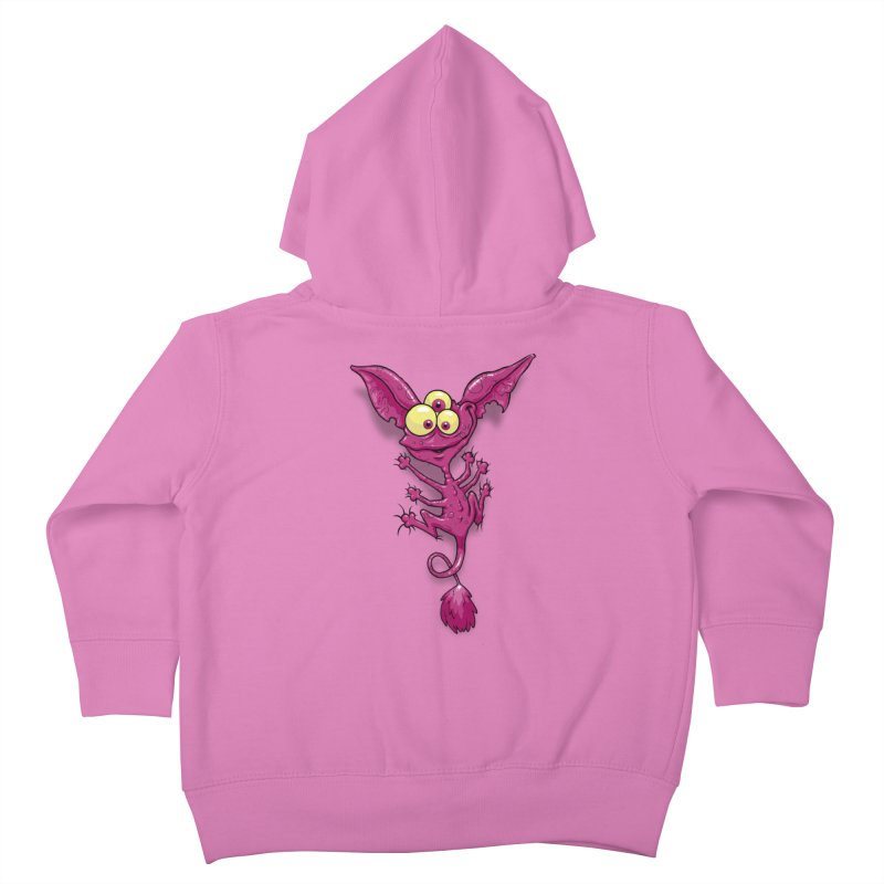 Klinga! Kids Toddler Zip-Up Hoody by Billy Allison's Shop
