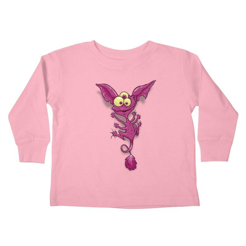 Klinga! Kids Toddler Longsleeve T-Shirt by Billy Allison's Shop