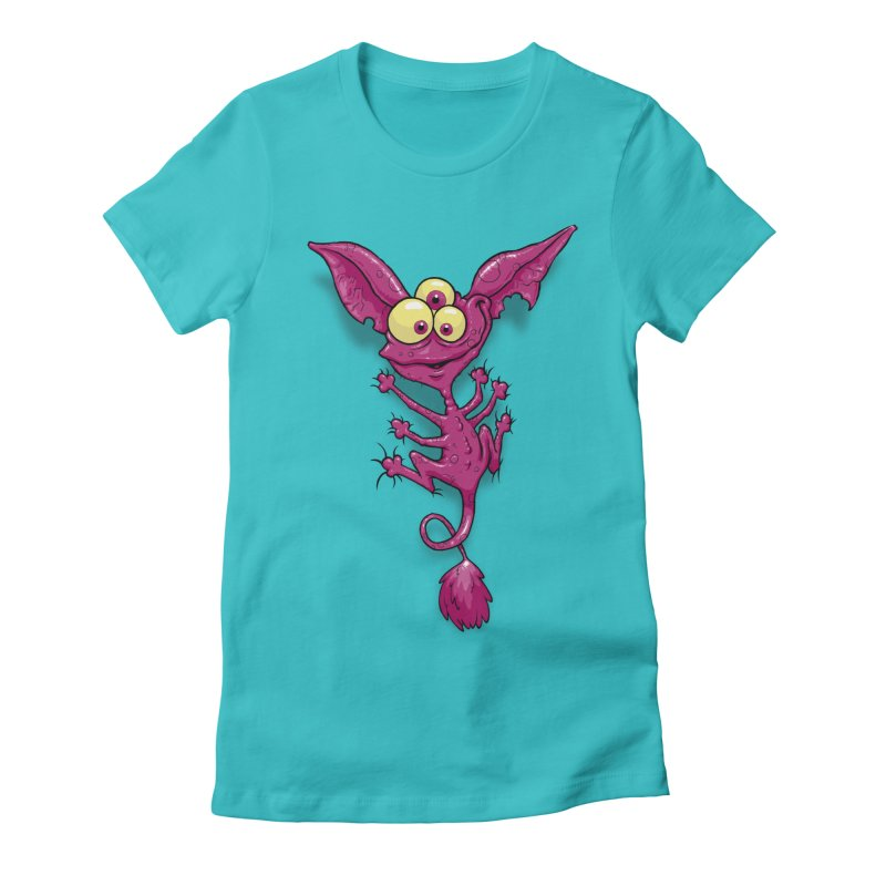 Klinga! Women's Fitted T-Shirt by Billy Allison's Shop