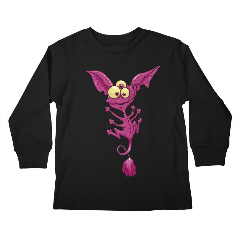 Klinga! Kids Longsleeve T-Shirt by Billy Allison's Shop