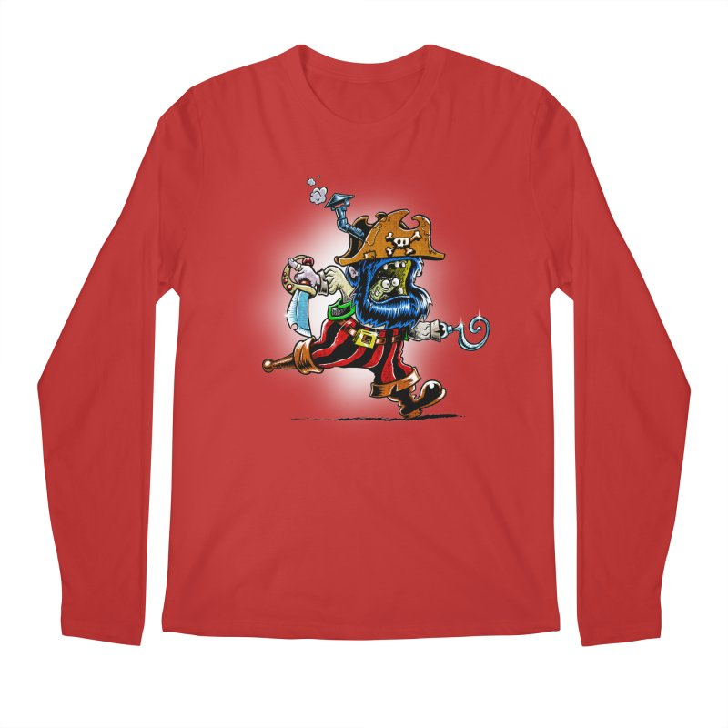SteamPirate! Men's Longsleeve T-Shirt by Billy Allison's Shop