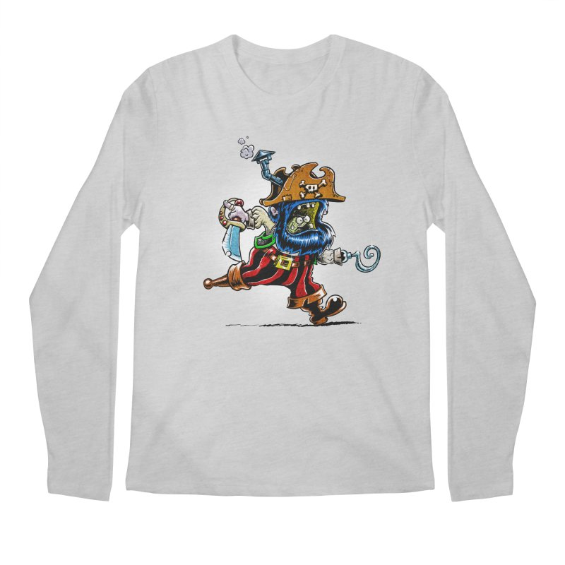 SteamPirate! Men's Longsleeve T-Shirt by Billy Allison's Shop