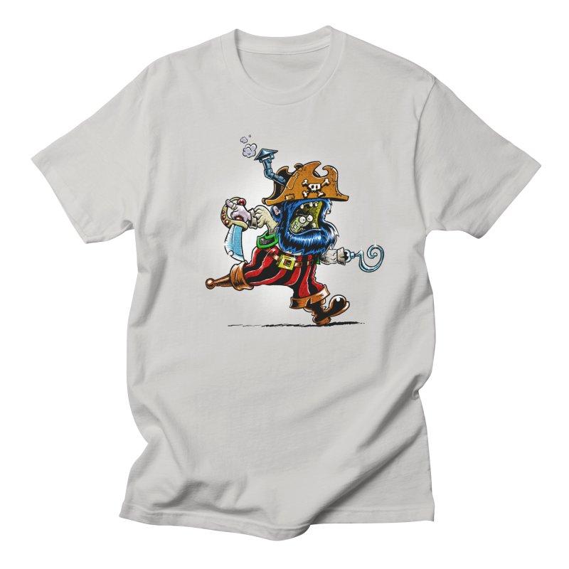 SteamPirate! Men's T-shirt by Billy Allison's Shop