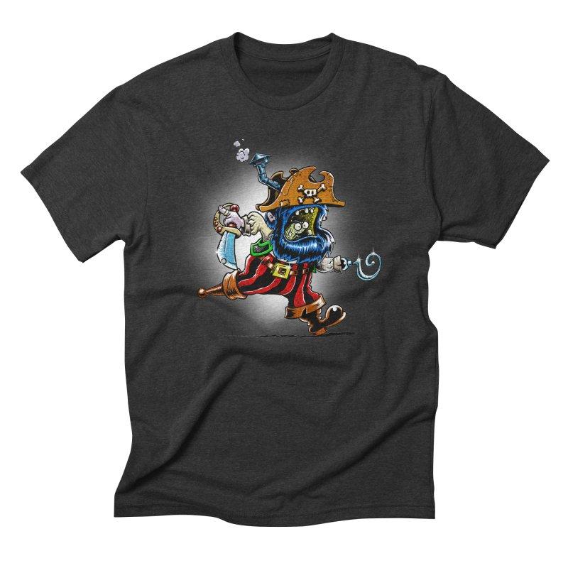 SteamPirate! Men's Triblend T-Shirt by Billy Allison's Shop