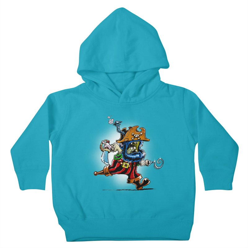 SteamPirate! Kids Toddler Pullover Hoody by Billy Allison's Shop