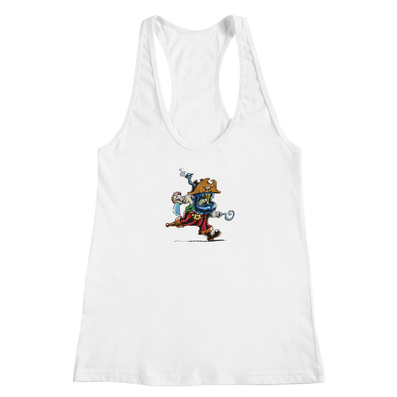 SteamPirate! Women's Racerback Tank by Billy Allison's Shop
