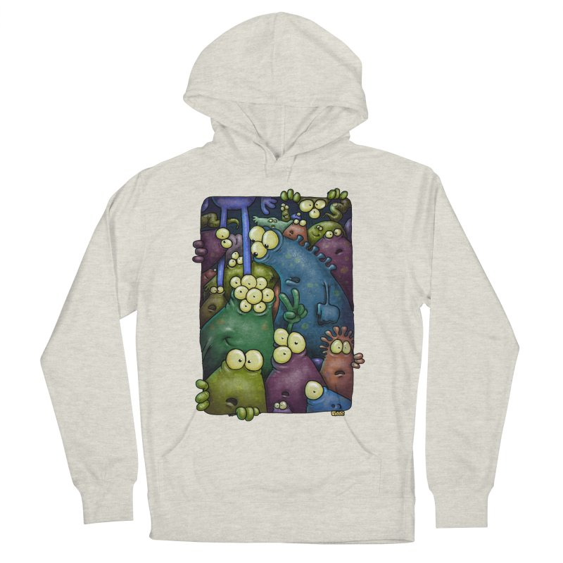 crowded Men's Pullover Hoody by Billy Allison's Shop