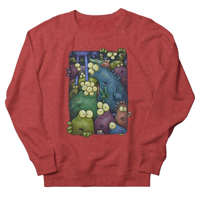 crowded Women's Sweatshirt by Billy Allison's Shop