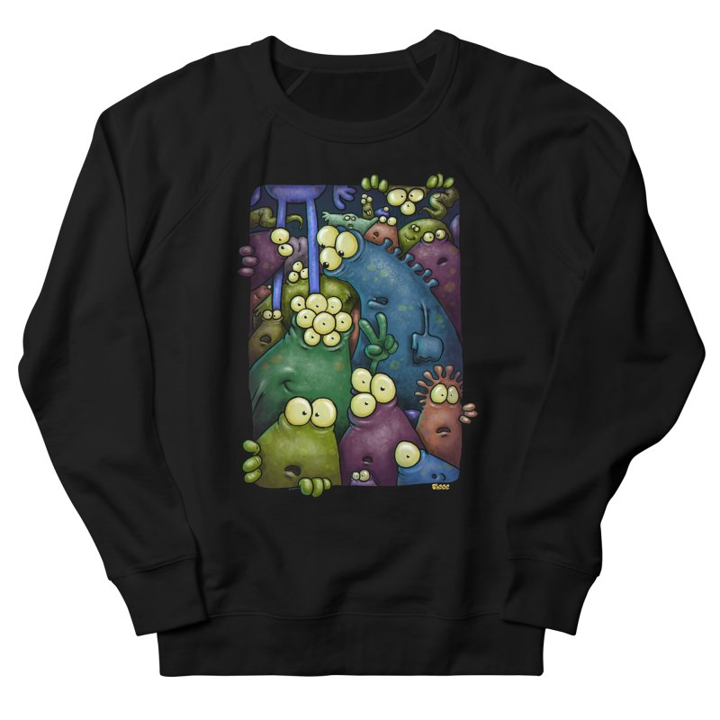 crowded Women's Sweatshirt by Billy Allison's Shop