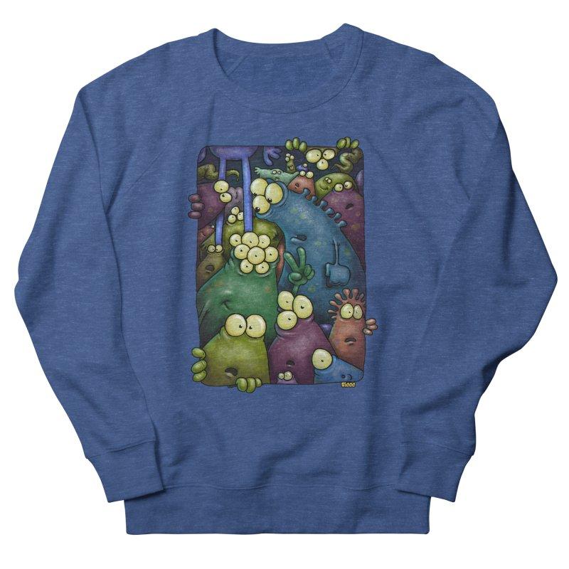 crowded Men's Sweatshirt by Billy Allison's Shop