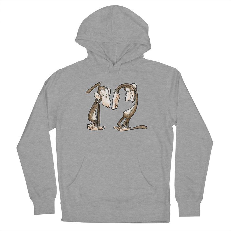 The Twelve Monkeys Women's Pullover Hoody by Billy Allison's Shop