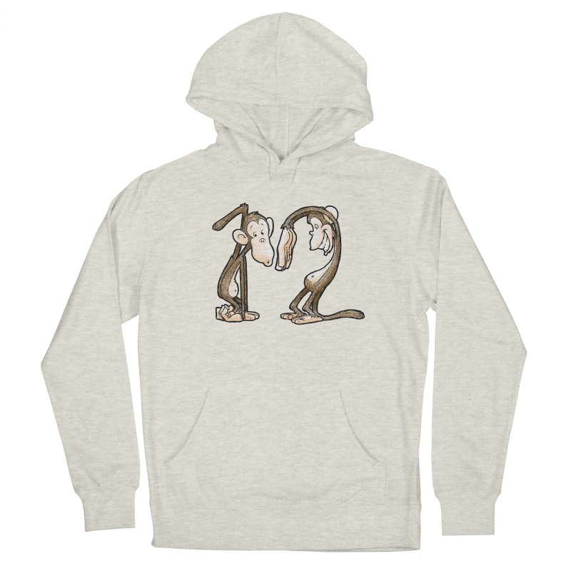 The Twelve Monkeys Men's Pullover Hoody by Billy Allison's Shop
