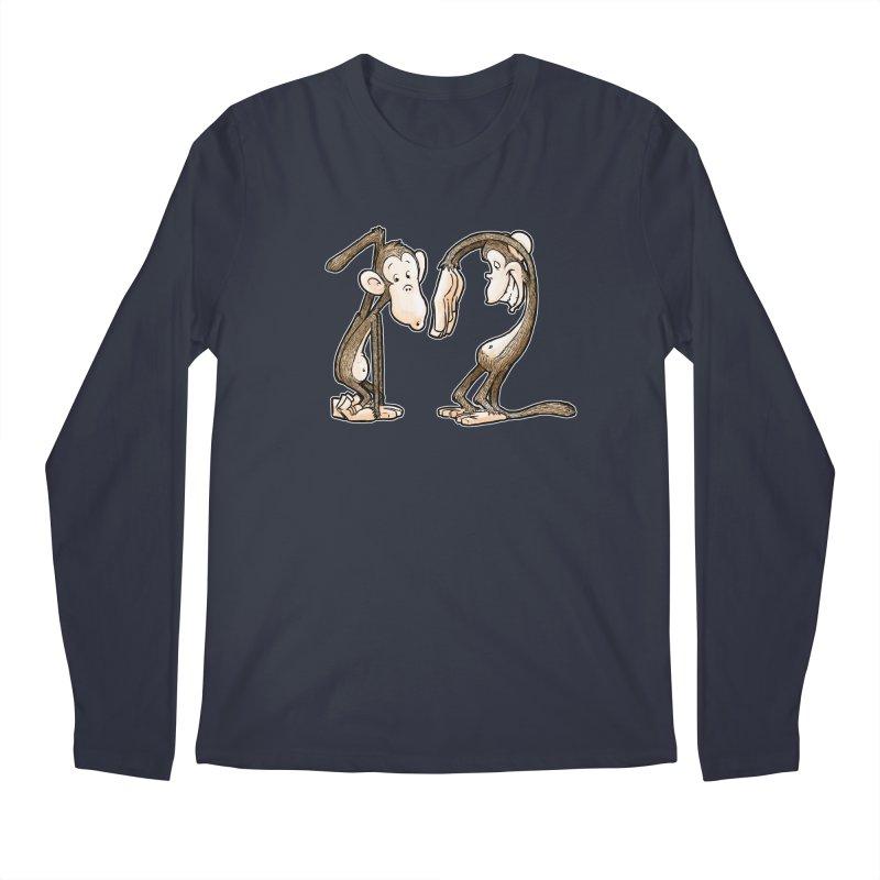 The Twelve Monkeys Men's Longsleeve T-Shirt by Billy Allison's Shop