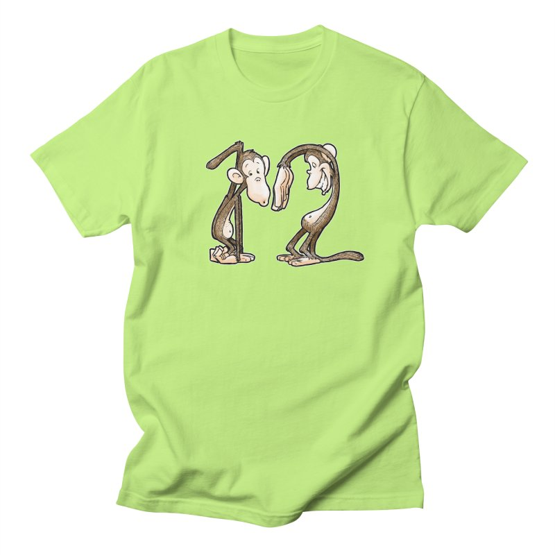 The Twelve Monkeys Men's T-shirt by Billy Allison's Shop