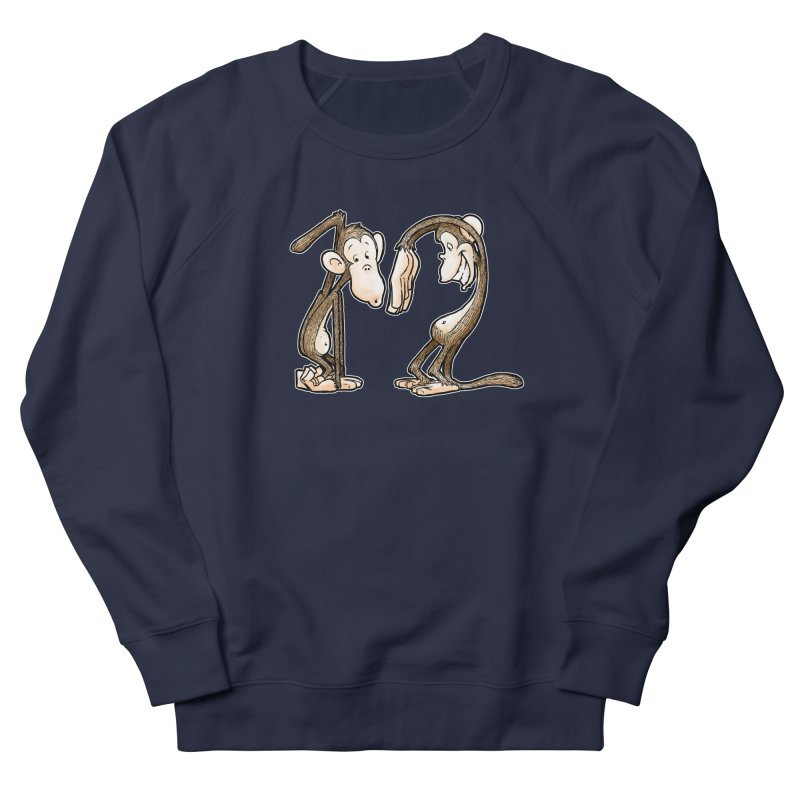 The Twelve Monkeys Women's Sweatshirt by Billy Allison's Shop