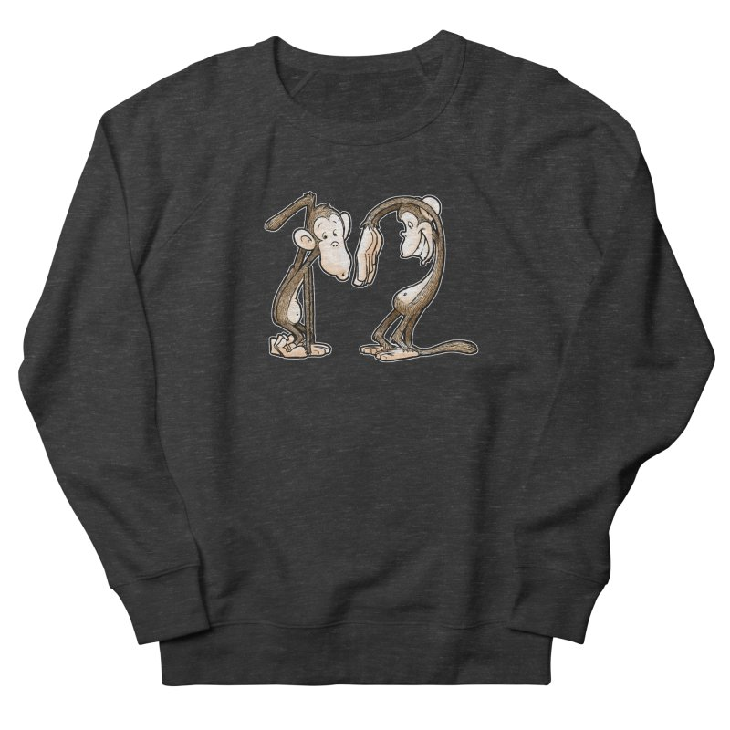 The Twelve Monkeys Men's Sweatshirt by Billy Allison's Shop