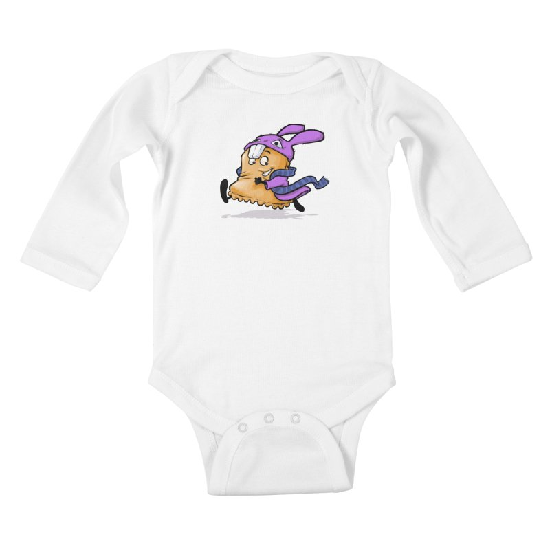 Ravio-Li Kids Baby Longsleeve Bodysuit by Billy Allison's Shop
