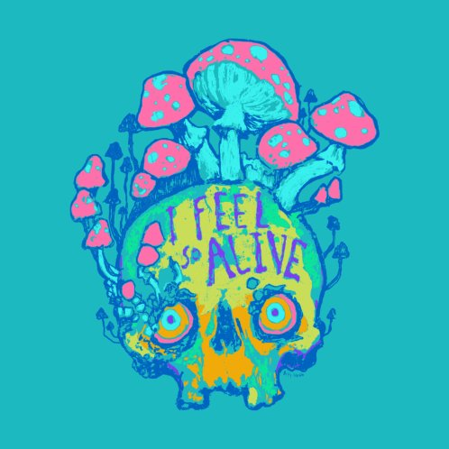 Design for I Feel so Alive (Digital)