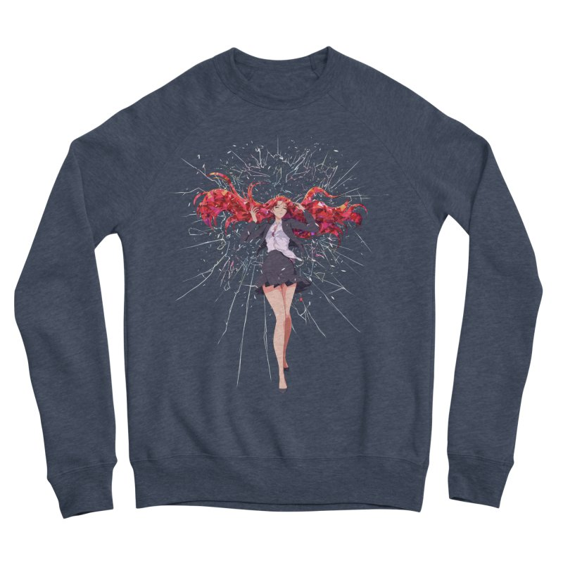 Release Women's Sponge Fleece Sweatshirt by Designs by Billy Wan