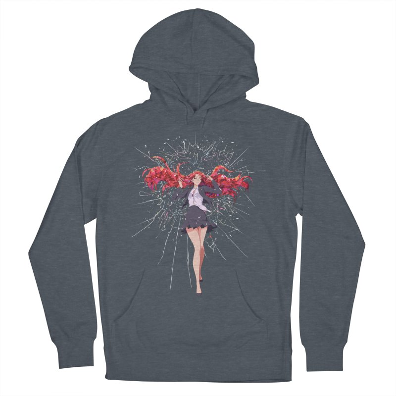 Release Women's French Terry Pullover Hoody by Designs by Billy Wan