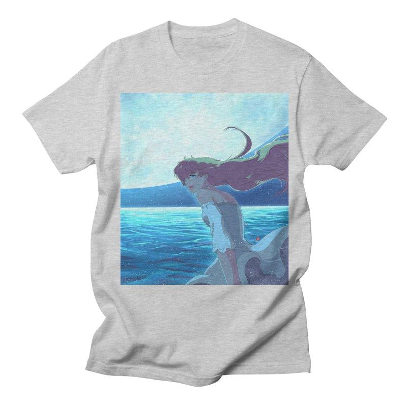 Lunar Descent Women's Regular Unisex T-Shirt by Designs by Billy Wan