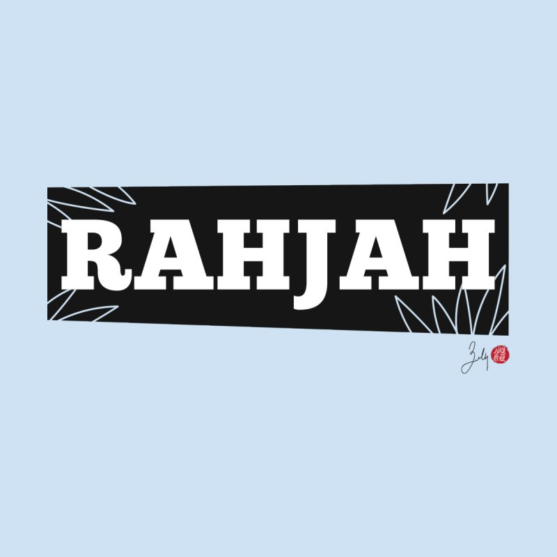 Rahjah Women's V-Neck by Designs by Billy Wan