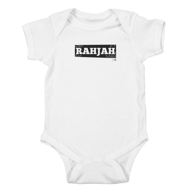 Rahjah Kids Baby Bodysuit by Designs by Billy Wan