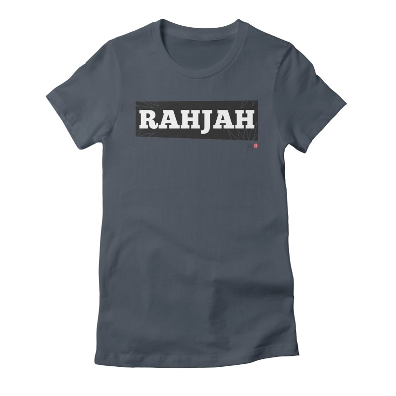 Rahjah Women's T-Shirt by Designs by Billy Wan