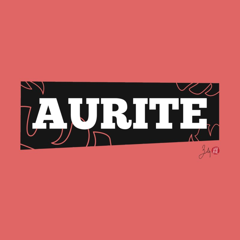 Aurite Men's T-Shirt by Designs by Billy Wan