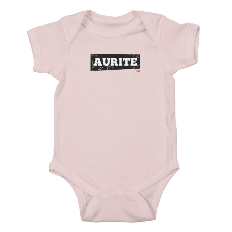 Aurite Kids Baby Bodysuit by Designs by Billy Wan