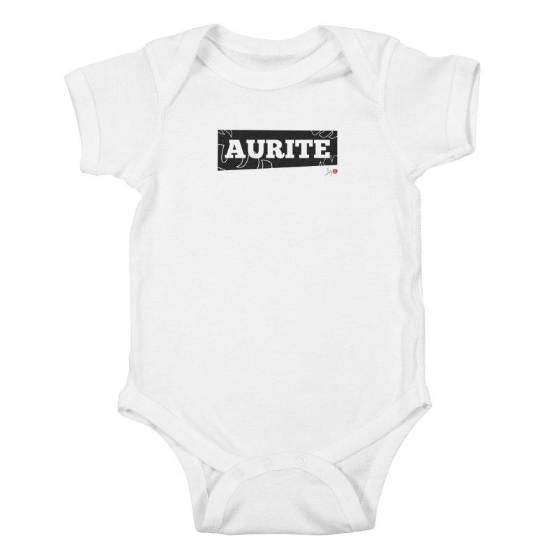 Aurite Kids Baby Bodysuit by Designs by Billy Wan