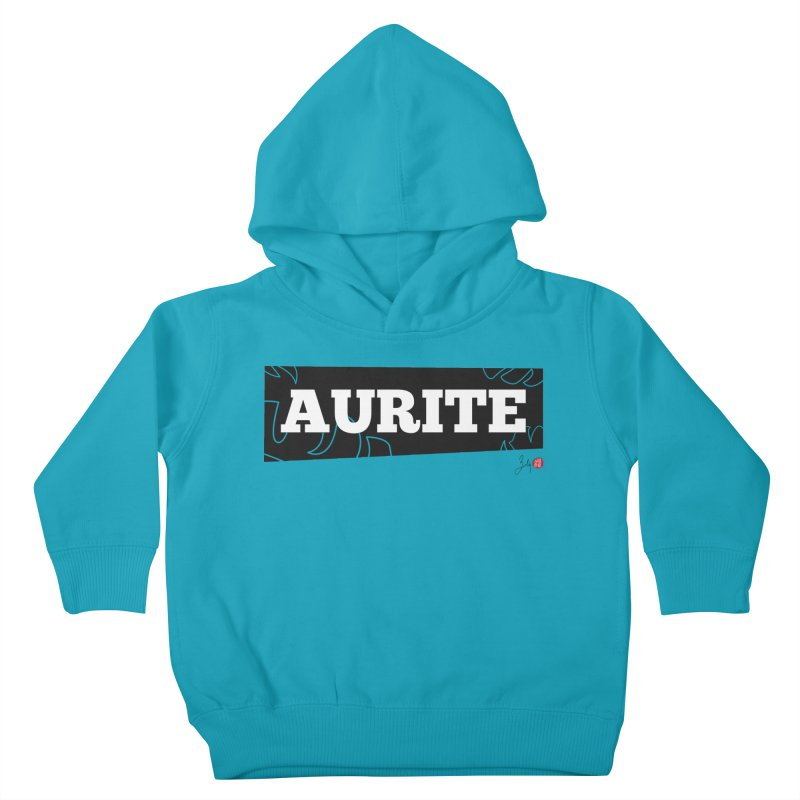 Aurite Kids Toddler Pullover Hoody by Designs by Billy Wan