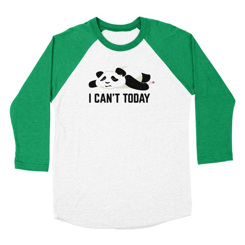 I Can't Today Men's Longsleeve T-Shirt by Designs by Billy Wan