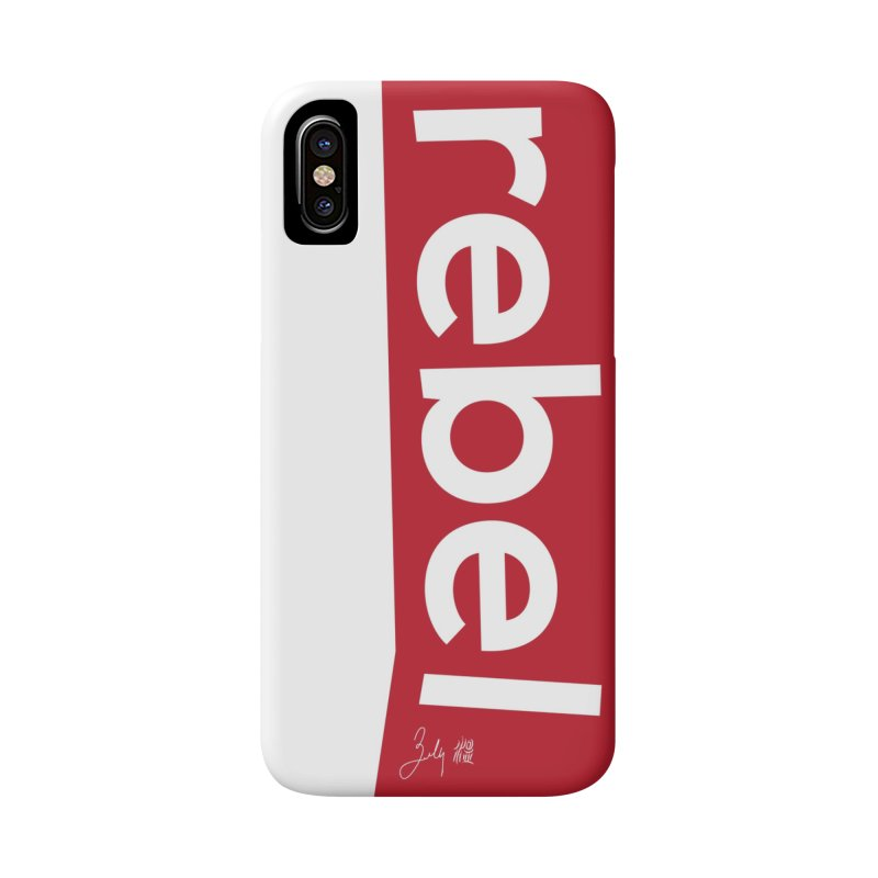 Rebel Accessories Phone Case by Designs by Billy Wan