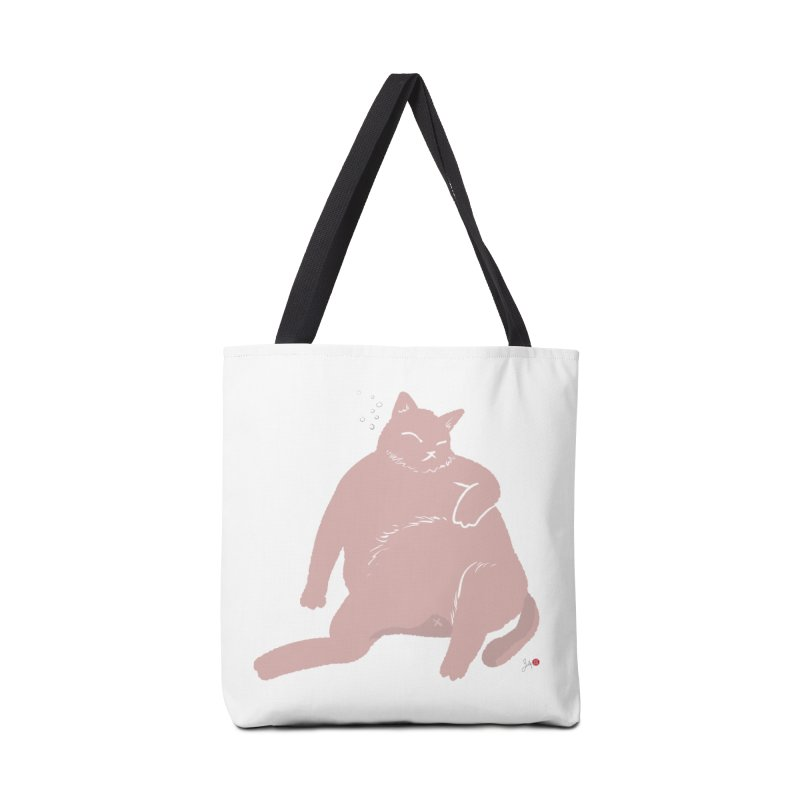 Fat Cat Accessories Bag by Designs by Billy Wan
