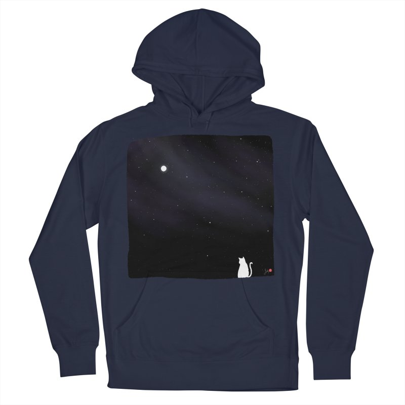 Star in the Night Sky Men's Pullover Hoody by Designs by Billy Wan