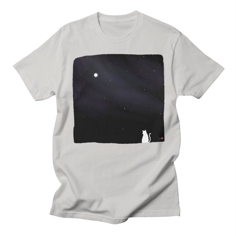 Star in the Night Sky Women's Regular Unisex T-Shirt by Designs by Billy Wan