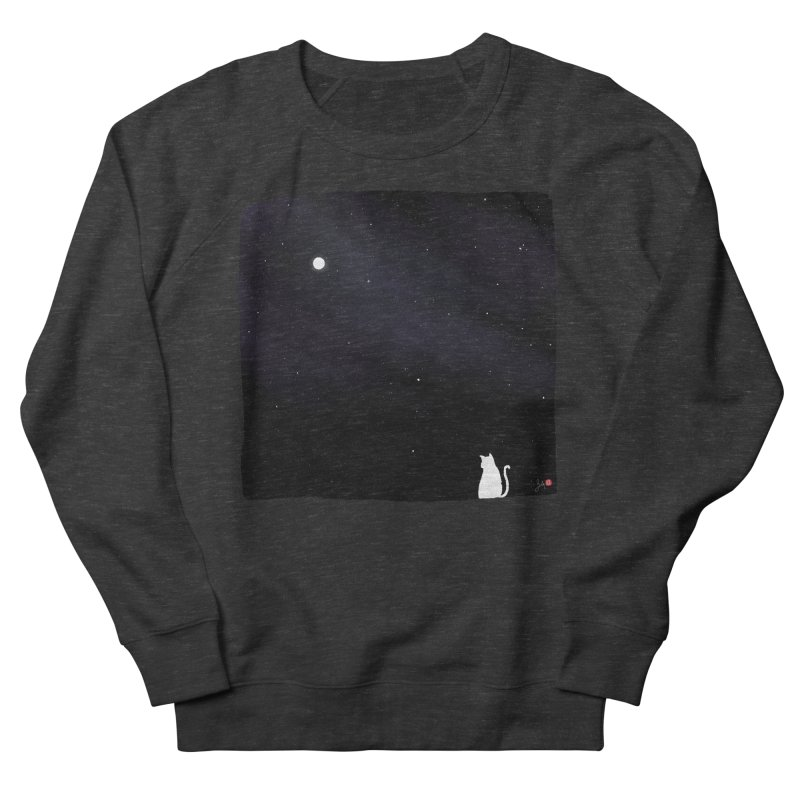 Star in the Night Sky Women's Sweatshirt by Designs by Billy Wan