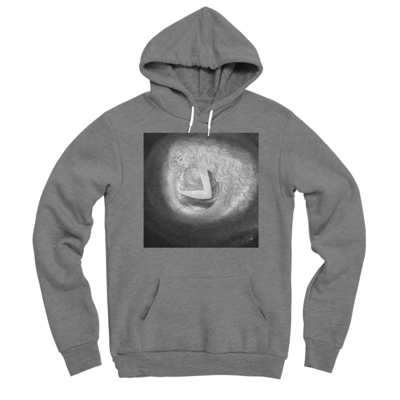 The World is Precious Women's Pullover Hoody by Designs by Billy Wan