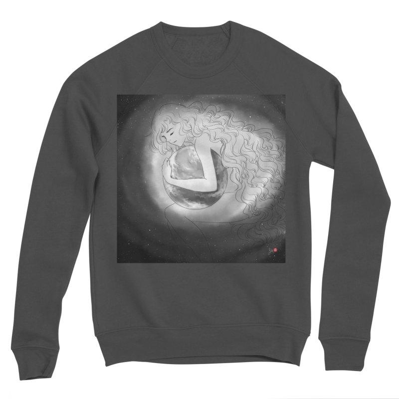 The World is Precious Men's Sponge Fleece Sweatshirt by Designs by Billy Wan