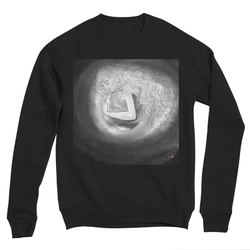The World is Precious Women's Sponge Fleece Sweatshirt by Designs by Billy Wan
