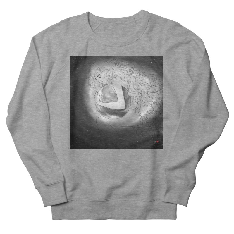 The World is Precious Women's French Terry Sweatshirt by Designs by Billy Wan
