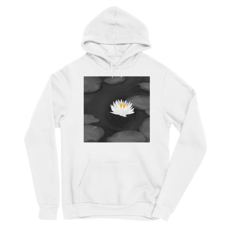 Lotus Women's Pullover Hoody by Designs by Billy Wan