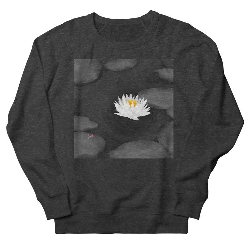 Lotus Women's Sweatshirt by Designs by Billy Wan