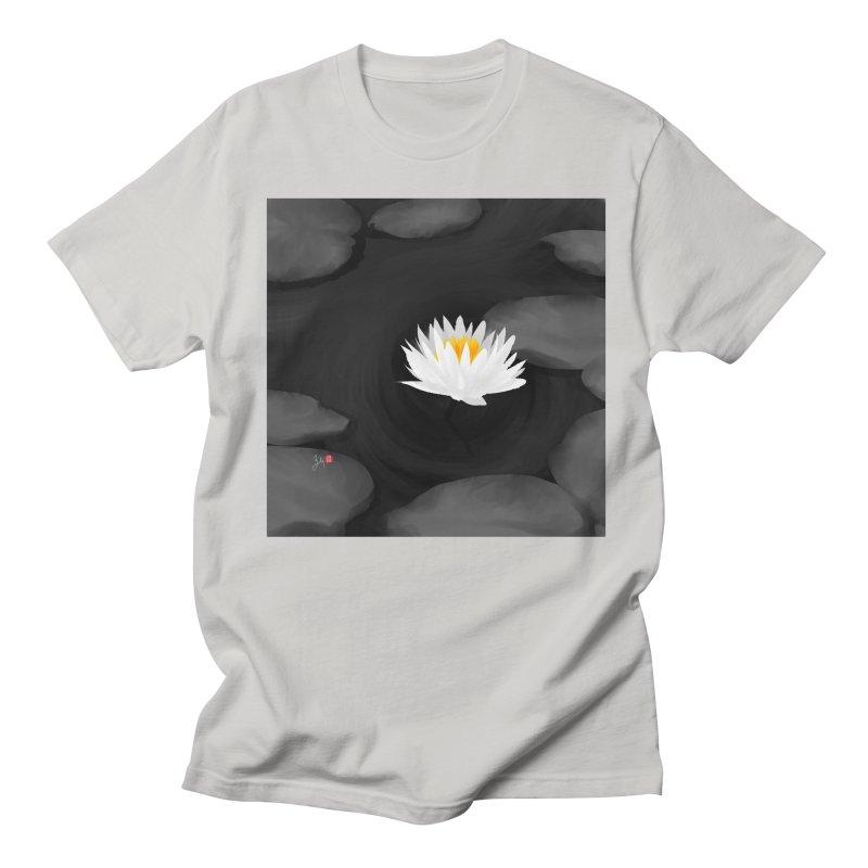 Lotus Women's Regular Unisex T-Shirt by Designs by Billy Wan