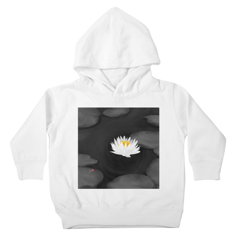Lotus Kids Toddler Pullover Hoody by Designs by Billy Wan