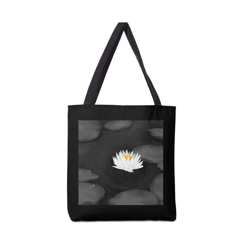 Lotus Accessories Bag by Designs by Billy Wan