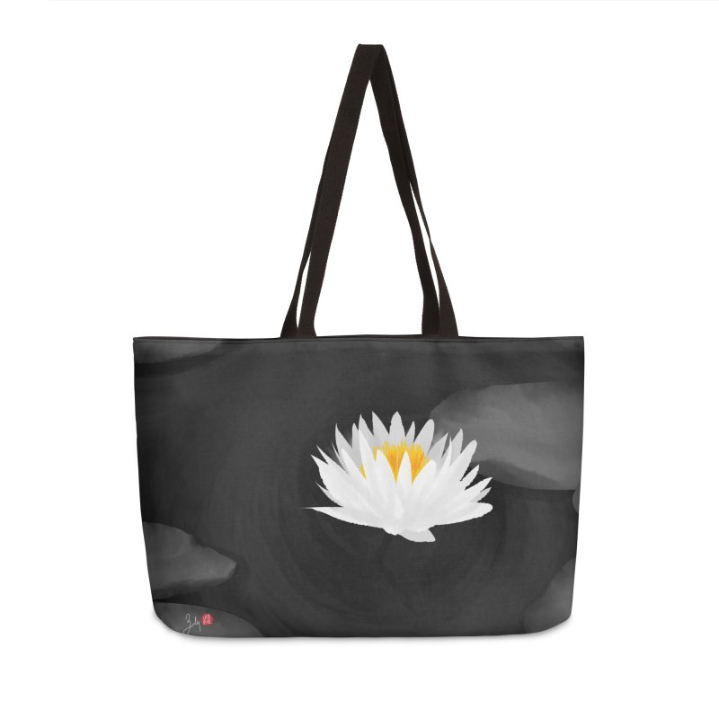 Lotus Accessories Weekender Bag Bag by Designs by Billy Wan