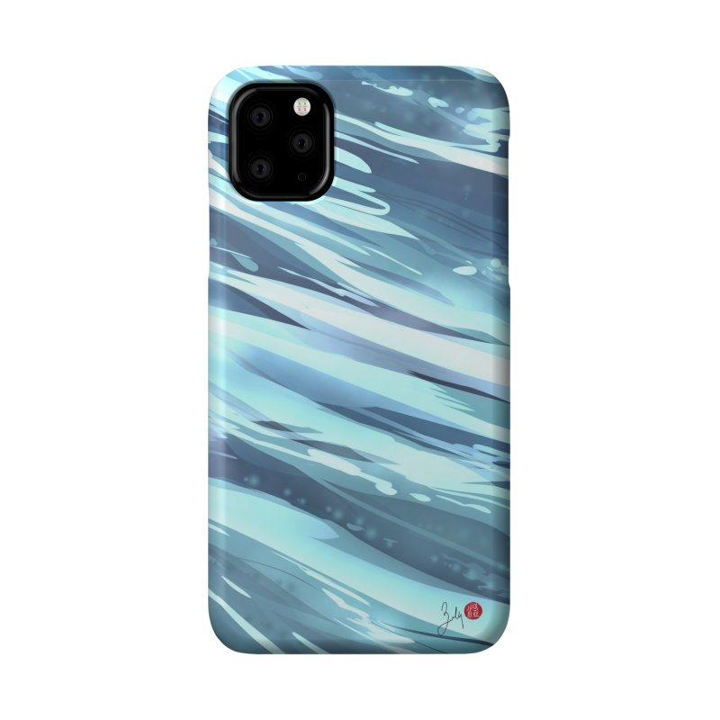 Water Accessories Phone Case by Designs by Billy Wan